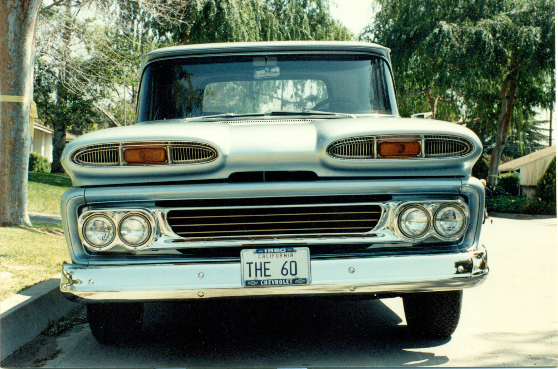 Dad's Dream Came True – 1960 Chevy Truck