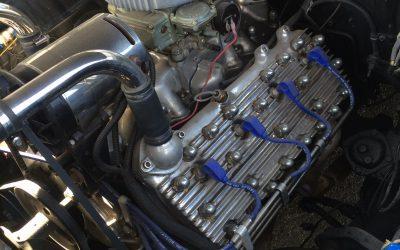 '52 Ford V8